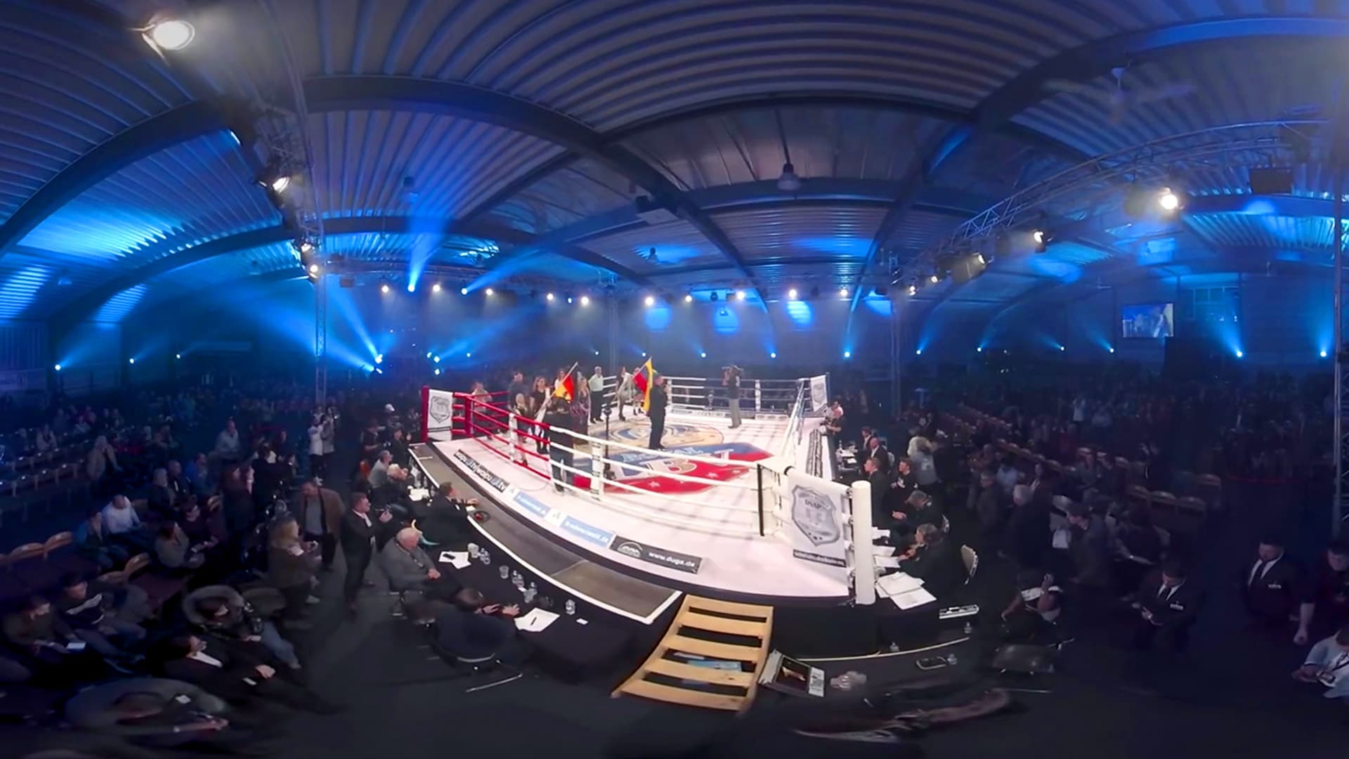 VR Boxing Live Sport