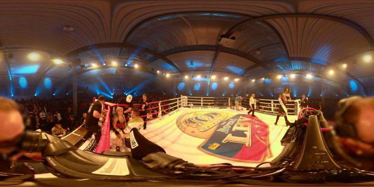 VR Boxing 360°
