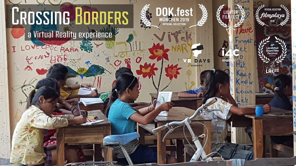 Crossing Borders VR documentary