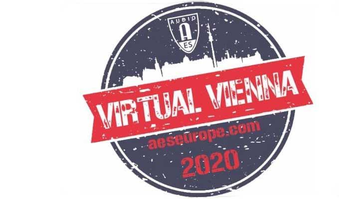 AES Virtual Vienna Event Audio Engineering Society