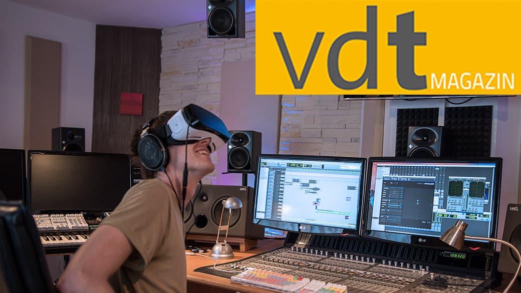VR Audio Mixing