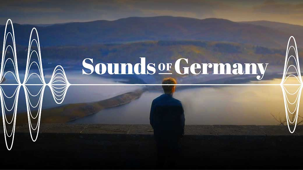 Sounds of Germany (immersive 3D Audio Online Marketing Kampagne)